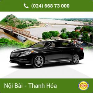 Taxi Sân Bay Nội Bài đi Triệu Sơn Thanh Hóa
