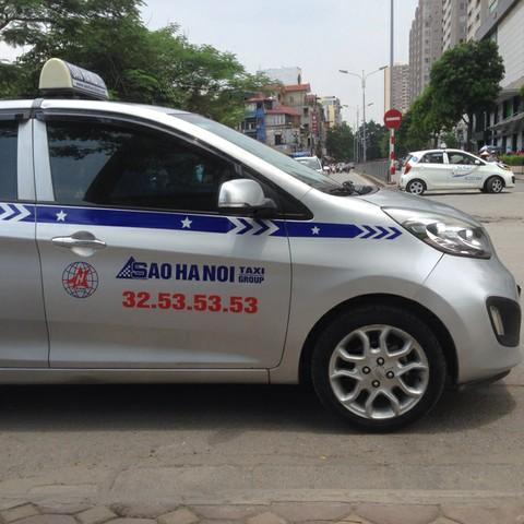 Số Tổng Đài và Bảng Giá Taxi Sao Hà Nội