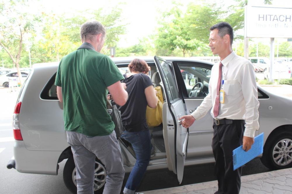 Dịch vụ taxi tại Nội Bài