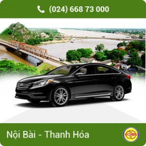 Taxi Nội Bài đi Hoằng Hóa Thanh Hóa