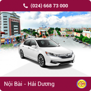 Taxi Nội Bài đi Thanh Hà Hải Dương
