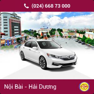 Taxi Nội Bài đi Chí Linh Hải Dương