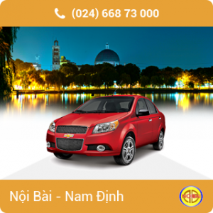 Taxi Nội Bài đi Nam Định