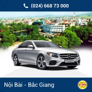 Taxi Nội Bài đi Bắc Giang