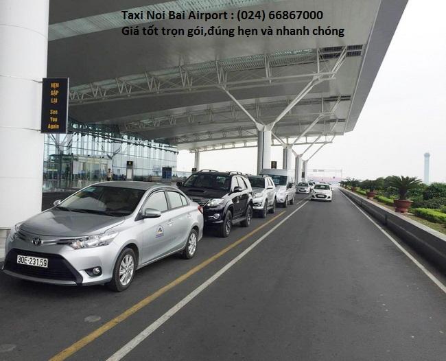 dịch vụ taxi Nội Bài đi Cẩm Phả trọn gói
