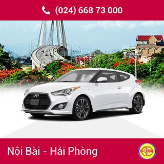 Taxi thành phố Hà Nội đi Hải Phòng