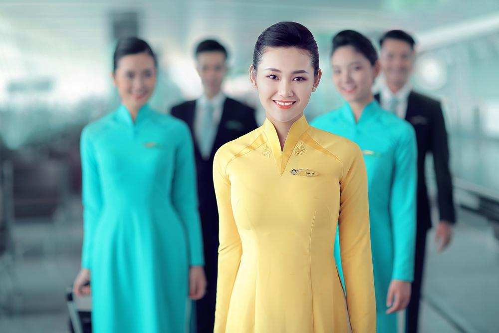 Đoàn tiếp viên của Vietnam Airlines