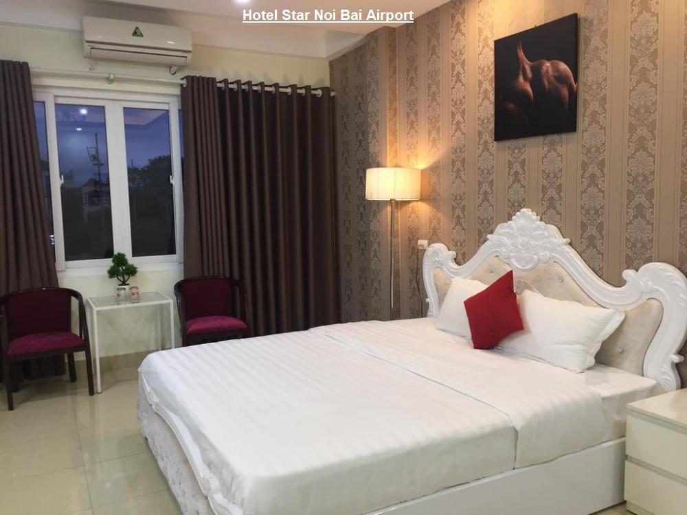 Khách Sạn giá tốt nhất khu vực sân bay quốc tế Nội Bài