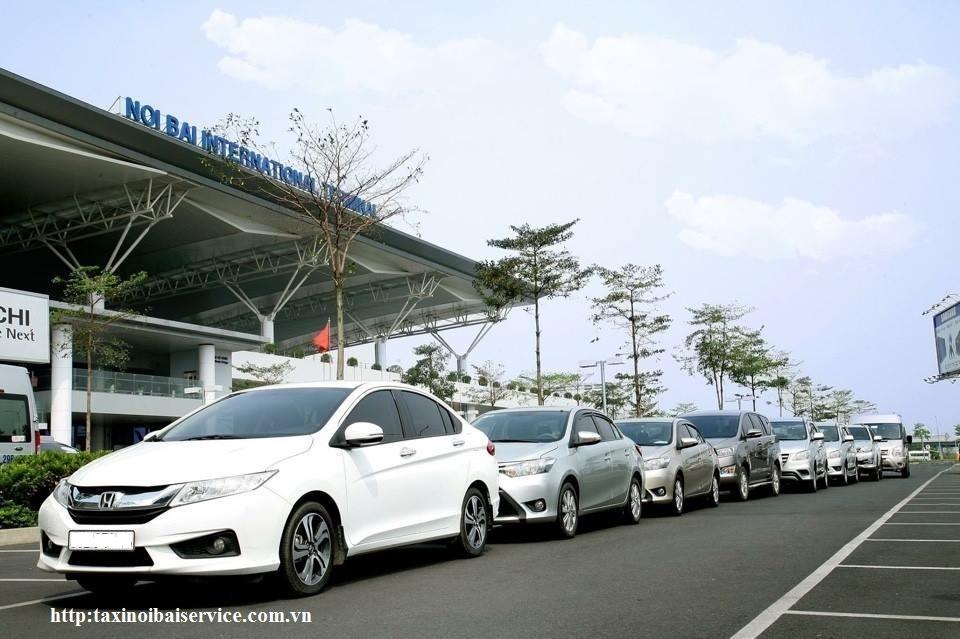 Dịch vụ Taxi Nội Bài đi Thành phố Việt trì Trọn gói giá rẻ