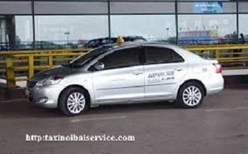Dịch vụ Taxi Thái Nguyên đi Nội Bài Hà Nội trọn gói