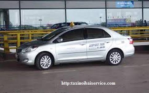 Giá cước Taxi Nội Bài đi Định Hoá Thái Nguyên