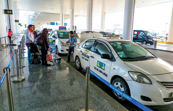Dịch vụ Taxi Hà Nội đi Bắc Giang trọn gói giá rẻ