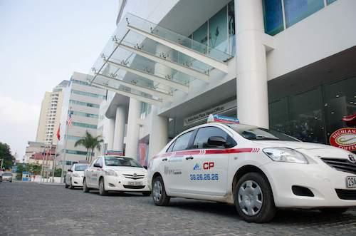 Dịch vụ Taxi Nội Bài đi Việt Yên Bắc Giang trọn gói giá rẻ