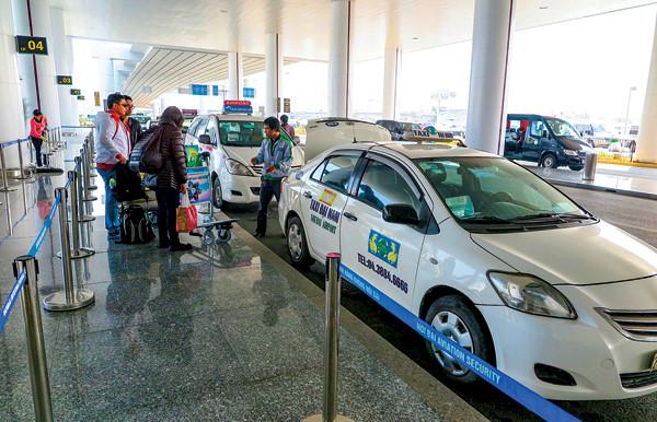 Dịch vụ Taxi Nội Bài đi các huyện và Thành phố Bắc Giang