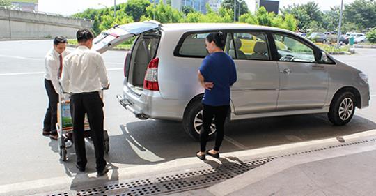 Taxi Nội Bài đi Chung cư Vĩnh Phúc Ba đình Hà Nội 250.000đ xe 4 chỗ