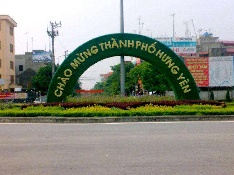 Taxi thành phố Hà Nội đi Hưng Yên