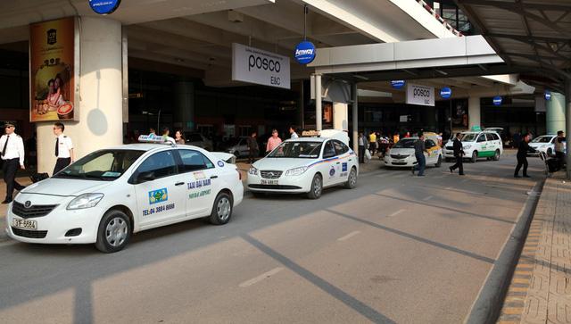 Taxi Sân Bay Quốc Tế Nội Bài